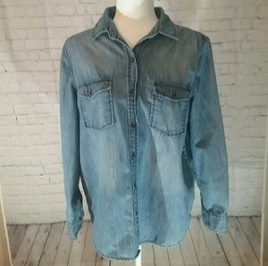 Joe Fresh Denim Shirt
